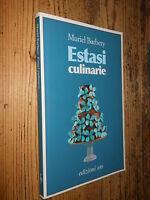 Estasi culinarie M. Barbery Edizioni e/o 2008 L17
