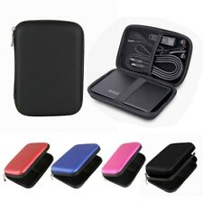 """Portable Mini 2.5"""" USB Hard Drive Disk HDD Storage Bag Carry Case Cover Pouch"""