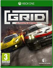 GRID - ULTIMATE EDITION XBOX ONE GAME