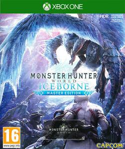 Monster Hunter World Iceborne Xbox One Capcom