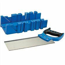 300mm x 90mm Mitre Cutting Block/Box + Tenon Wood Saw PROMOTION