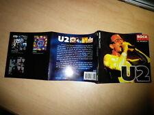 U2 - COMPACT BOOK !!!RARE FRENCH BOOKFROM 1997!!!!!!!