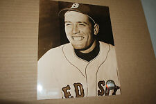 BOSTON RED SOX JIMMY PIERSALL UNSIGNED 8X10 PHOTO POSE 1