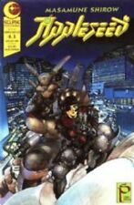 Appleseed Book Four #1-2 (Manga Comics Eclipse)