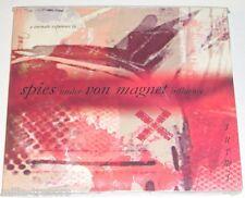 Album CD : SUVMI - SPIES under VON MAGNET influence