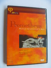 Prometheus - Musical Variations On A Myth  QUALITY CHECKED FAST FREE POST DVD