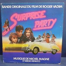 BO Film OST Surprise party MICHEL MAGNE / SERGIO RENUCCI 723658