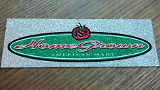 Schwinn Bicycle, Sticker, HOME GROWN, USA, AMERICAN MADE, 8-1/2 x  2-7/8""