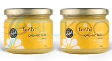 Fushi herbe Fed Organic Ghee - 230 g (Pack de 2)
