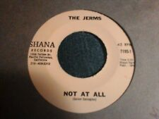 "The Jerms Not at all shanna 7195 mod psych    northern soul  7"" 45"