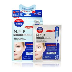 [MEDIHEAL] N.M.F Aquaring Gel Eyefill Patch 1pack(5pcs) / Korea Cosmetic