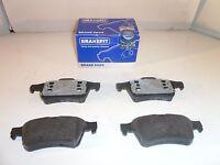 Ford Focus C-Max Transit/Tourneo Connect Rear Brake Pads 03-13 GENUINE BRAKEFIT