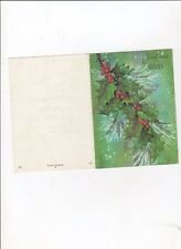 CHRISTMAS CARD SIGNED BY JOHN AND PATRICIA SURTEES 1964 WORLD CHAMPION