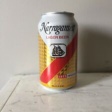 Narragansett Lager Empty 1975 Edition 12oz Can - Jaws / Quint