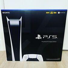 🎁🎮Sony PlayStation 5 ConsoleDigital Version PS5. Brand New Ships Today⚡️🎁‼️