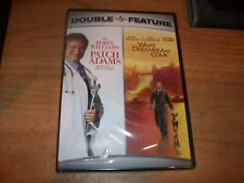 Patch Adams and What Dreams May Come Double Feature (Dvd, 2007, 2-Disc Set) New