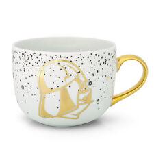 Star Wars Darth Vader Latte Mug Gold New Free Shipping