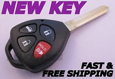 "TOYOTA COROLLA AVALON key keyless entry remote fob transmitter GQ4-29T ""A"" chip"