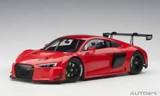 Audi R8 LMS FIA GT GT3 (Plain Body Version) Baujahr 2016 gloss rot 1:18 AUTOart