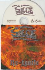 Siege - Re-Ignite (2012) PROMO ALBUM