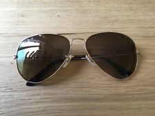 VTG Vintage Ray-Ban RB3025 Aviator Large Metal 001/M2 Gold, Brown Polarized