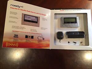 Delphi Roady XT Satellite Radio New In Box SA10276 Includes XM Sure Connect NIB