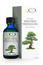 Optimally Organic Korean Red Pine Needle Oil, Wild Crafted, Non GMO (2oz)