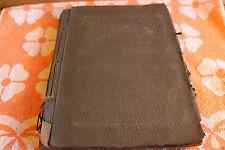 Bildband/Illustrierte-Ausgabe Antiquarische Bücher aus Bibeln für Religion