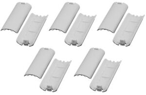 10-PACK Battery Back Cover Shell Case for Nintendo Wii Remote Control Controller