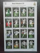 Panini WCCF Team Complete complete Real Madrid