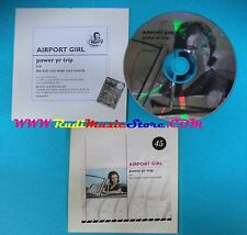 CD Singolo Airport Girl Power Yr Trip wiaiwya015 uk 2000 CARDSLEEVE(S25)