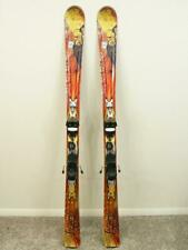 New listing 154cm Nordica Infinite All Mountain Women's Skis w/ Exp 2S Quick Adjust Bindings