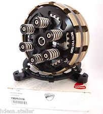 Ducati 749 998 999 S4R Paul Smart Clutch Pressure Plate Black Kit HDESA USA NEW
