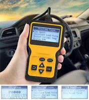 OBD OBD2 EOBD Car Engine Fault Code Diagnostic Scanner Reader For Car SUV Truck