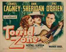 Film A3 Poster Print Torrid Zone 02