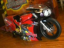 ACTION NHRA Antron Brown 1:9 Diecast JURASSIC PARK Pro Stock Bike  Motorcycle