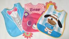 Unbranded Waterproof Baby Bibs Cloths