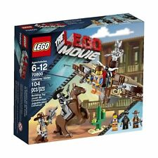 70800 GETAWAY GLIDER lego NEW movie SEALED legos set Emmet Sheriff Deputron