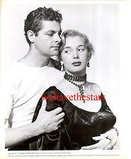 Vintage Beverly Michaels Allan Nixon PICK-UP '51 FILM NOIR BAD GIRL Pub Portrait