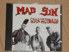 MAD SIN-Chill & THRILLS in a Drama of Mad Luthiers & Mystery-CD