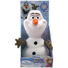 Disney Frozen Glow Friends Talking Olaf Light Up Soft Toy - 0GF-07021