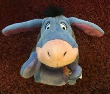 Disney Applause Winnie the Pooh's Eeyore Plush Puppet