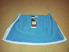Nike Dry-Fit Women's Aqua/ Light Blue Tennis Skirt Size Medium