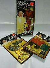 Michael Jackson - action figure + 2 costumi