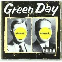 GREEN DAY - NIMROD  CD HARD ROCK-METAL-PUNK-GROUNGE