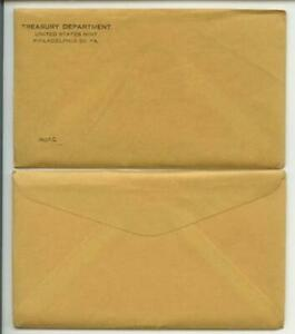 1962 Unopened (Envelope Still Sealed) U.S. Silver Proof Set May Contain $8k coin