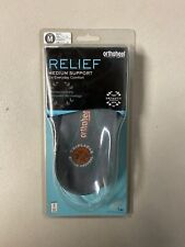 Vionic Relief 3/4 Length Orthotic Insoles Size: M