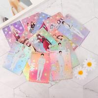 8PCS/10PCS KPOP BLACKPINK EXO Laser Photo Cards Cute Mini Bara