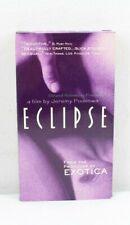 Eclipse 1997 VHS Film By Jeremy Podeswa Von Flores