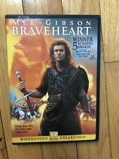 Braveheart (Dvd, 2000, Checkpoint - Widescreen)